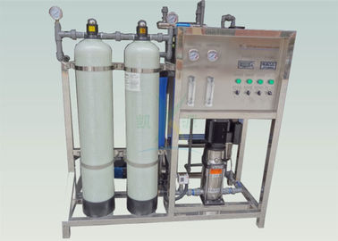 250LPH RO Water Treatment System  Reverse Osmosis Filtration Equipment Chemicals